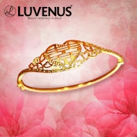 classic oriental wedding bangle SG